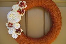 holiday wreath fundraiser / by Tammy Hughes