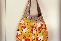 Bags / A collection of the different bags I've sewn. / by Adrianne - Little Bluebell