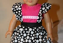 Crochet & Sewing for American Girl Doll / by Ky Rose