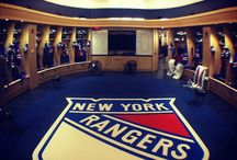 New York Rangers / by Maggie Wenz