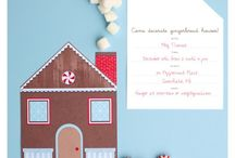 Gingerbread Houses! / by Kim Williams-Smith