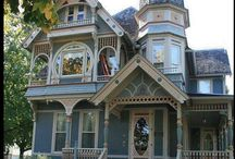 Victorian / House, furniture, Victorian anything / by Joy Carver