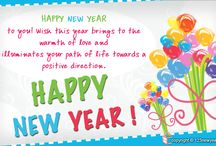 Happy New Year Cards / by Newyear Celebration