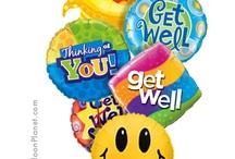 Balloons Galore & Gifts (bgandg) on Pinterest