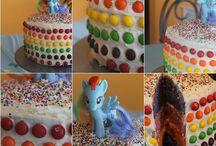 my little pony party / by Lishno W