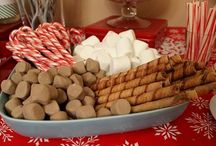 Cookie/Candy exchange / Cookie candy exchange party ideas for Christmas or Valentines  / by Laurie Farnes