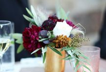 Christine's flowers / Wedding  / by Jennifer Kozumplik