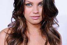Beautiful Brunettes  / by Tyler Mason Salon Spa