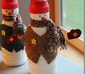 Christmas Crafts / Crafts for the Christmas Season  #crafts  #Holiday / by Julee Morrison