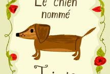 Love animals, but Dachshunds are the BEST!     / by Linda Lindell