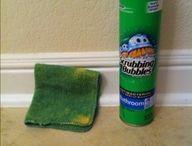 Cleaning tips / by Kimberly Shiflett