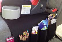 In the Car Storage / by Amanda Thomas