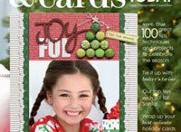 Online Scrapbook & Cards Magazine Issues / You can see every issue of Scrapbook and Cards magazine. Just click on the links to see them. / by Heather Gibbs