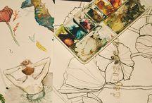 Art Inspiration / by ulianne