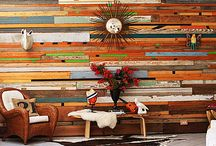Feature wall inspiration / by Rated People