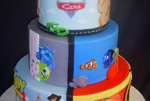 Cakes / by Amy Cripps