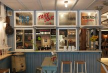 Cafe / by Ann Bush