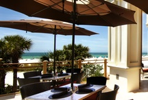 I AM ... al fresco Dining / by Sandpearl Resort