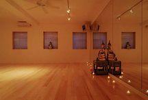 Earth YogaNYC / 328 E 61st Street, New York, NY Yoga for all levels in a friendly community / by Yanti Amos