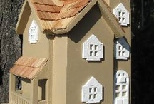 Birdiful birdhouses! / by Cheri Farmer