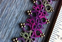 Lacy lacework / Tatting, bobbin lace, hairpin, etc. / by Holly Kraus