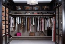 Walk-in Closet Inspiration / by Toni S.