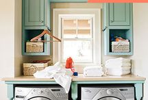 Laundry and Mud Rooms / by Marcy Robison