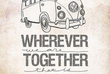 Volkswagen / by Megan Snow