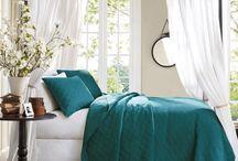 Bedrooms / by Kayla N Jd Moore