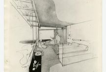 Richard and Dion Neutra papers / 10 of 1192 digitized images from this collection. The collection consists of travel sketches, papers, drawings, rolled plans, blueprints, audio recordings, and photographs related to Richard Neutra's career as an architect. Please visit http://www.oac.cdlib.org/findaid/ark:/13030/tf7d5nb4js for more information. / by UCLA Library Special Collections
