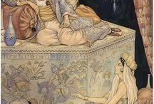 Arabian Nights / by Geri Heater Torres