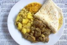 Caribbean foods / by Suzette Jesiahmommy