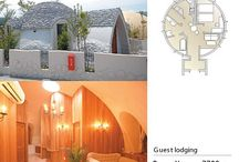 Goedesic dome houses / by Julie Mattison