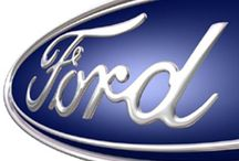 Ford Motor Company  / by Cindy Gillespie-Lena