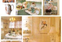 Romantic Homes / by Teresa Colbert