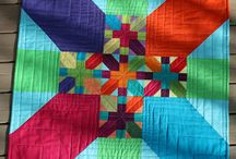 Quilts with X's / X quilts / by Leila Gardunia