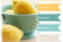 Pick A Palette / by Delilah {Elated Memories}