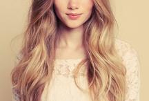 hair and make-up / by Scarlett Jones