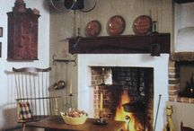 Fireplaces / by Nancy Fournier Niergarth