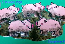 Piglets get Creative / A place for Sticky Pigs and their Piglets. Even dad, moms, and kids to find their pig creativity!  / by Cinnamon Cooney