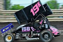 Women in Sprint Car Racing / Learn more about the female athletes racing at Knoxville / by Knoxville Raceway