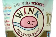 Flavors / Our current flavors of Wink available in stores! / by Wink Frozen Desserts