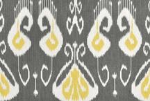 Curtain Fabrics / by Stephanie Ascher