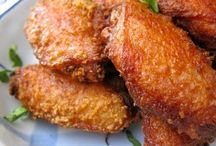 {Food} Aint Nothin' But A Chicken Wing! / by Jennifer Swayne
