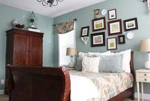 Master bedroom / by Stephanie Johnson
