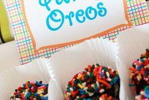Sweet Treats / by Allyson Hayes
