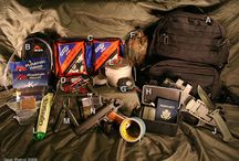Apocalypse Pack / Items & knowledge that could be useful in the event of an apocalypse.  Better safe than sorry, my dad always said.  (Also, find non-survival genre related things in http://pinterest.com/vinlilas/lifting-of-the-veil/) / by Tory