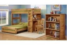 Childrens beds / by Leah