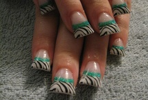Nails  / by Jessica Bebout