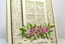 Homemade Cards Doors/Windows / by Kristin Sauvage-Leindecker